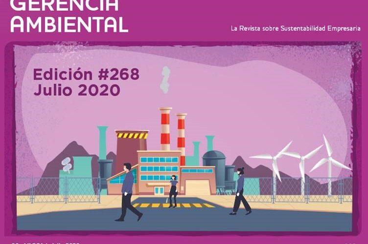 Nuevo número de Gerencia Ambiental _ GA # 268