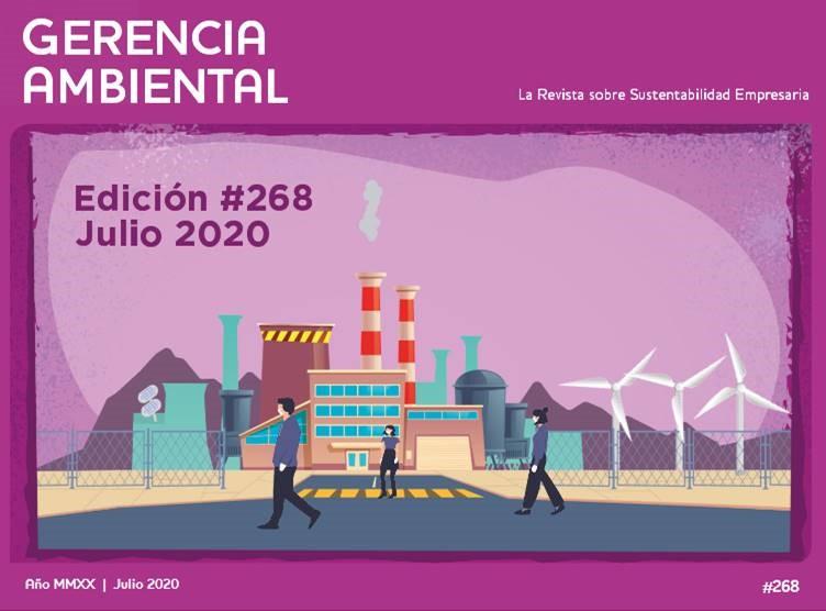 Nuevo número de Gerencia Ambiental_ GA # 268