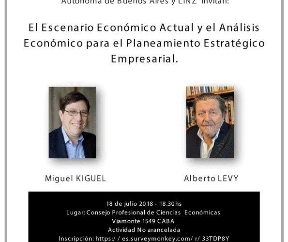 El Escenario Económico Actual y el Análisis Económico para el Planeamiento Estratégico Empresarial