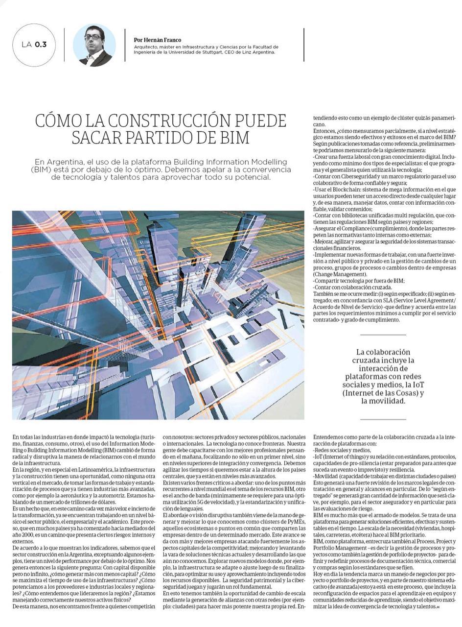 BIM : BUILDING INFORMATION MODELLING : EFICACIA Y CONTROL EN TIEMPO REAL