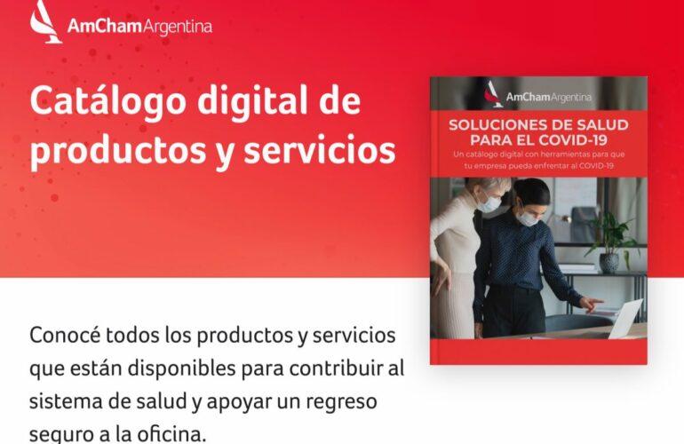 Nuevo catálogo de Soluciones de Salud para el Covid-19