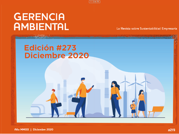 Nuevo número de la revista Gerencia Ambiental_#273