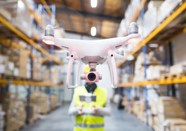 Soluciones basadas en drones